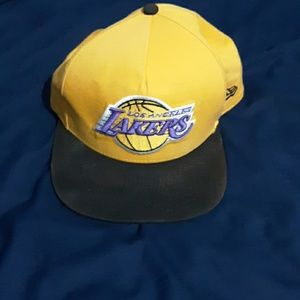 Los Angeles Lakers NBA Snapback Hardwood Collectio